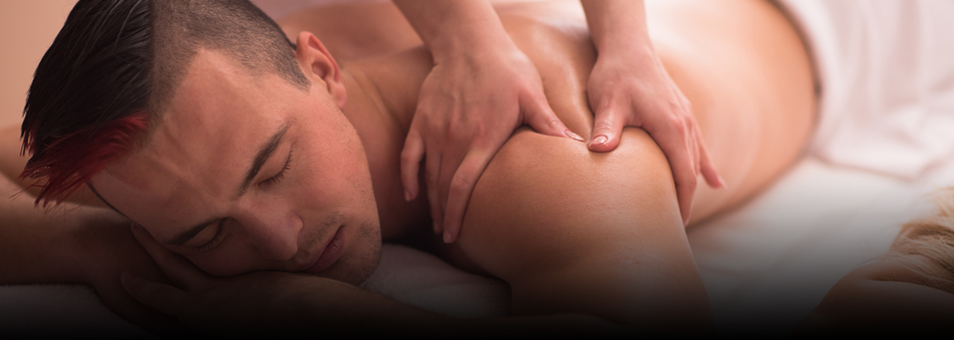 Male Body Massage services in London