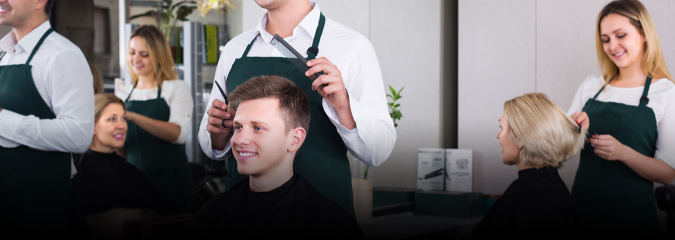 Male Hair Dressing services in London