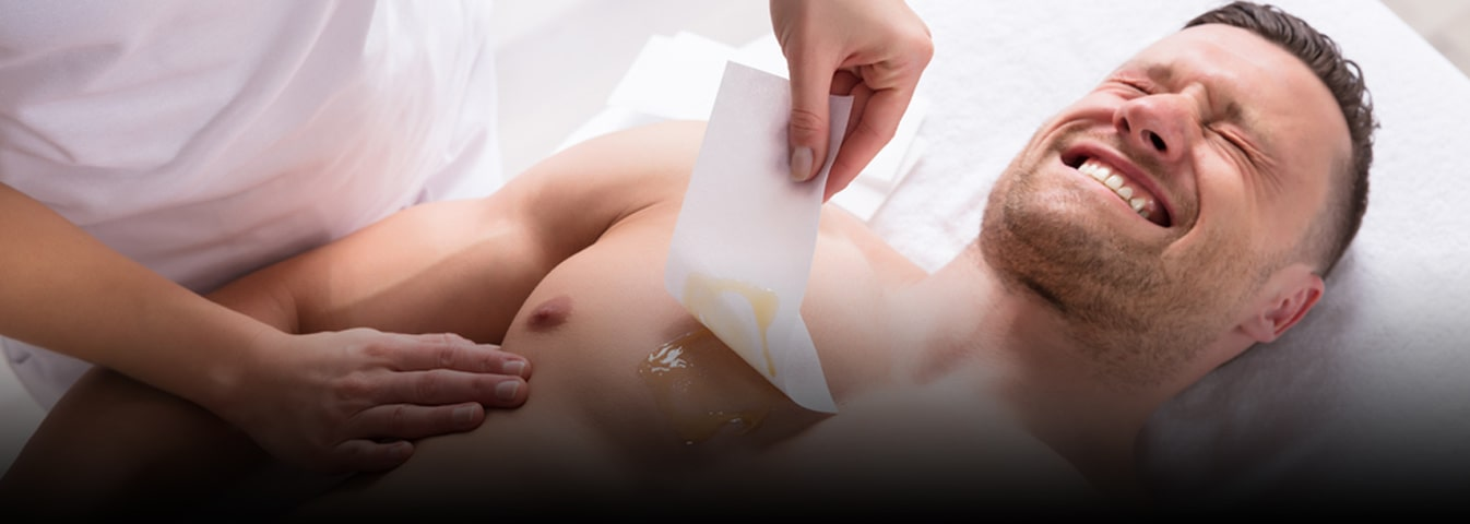 Male Waxing In London